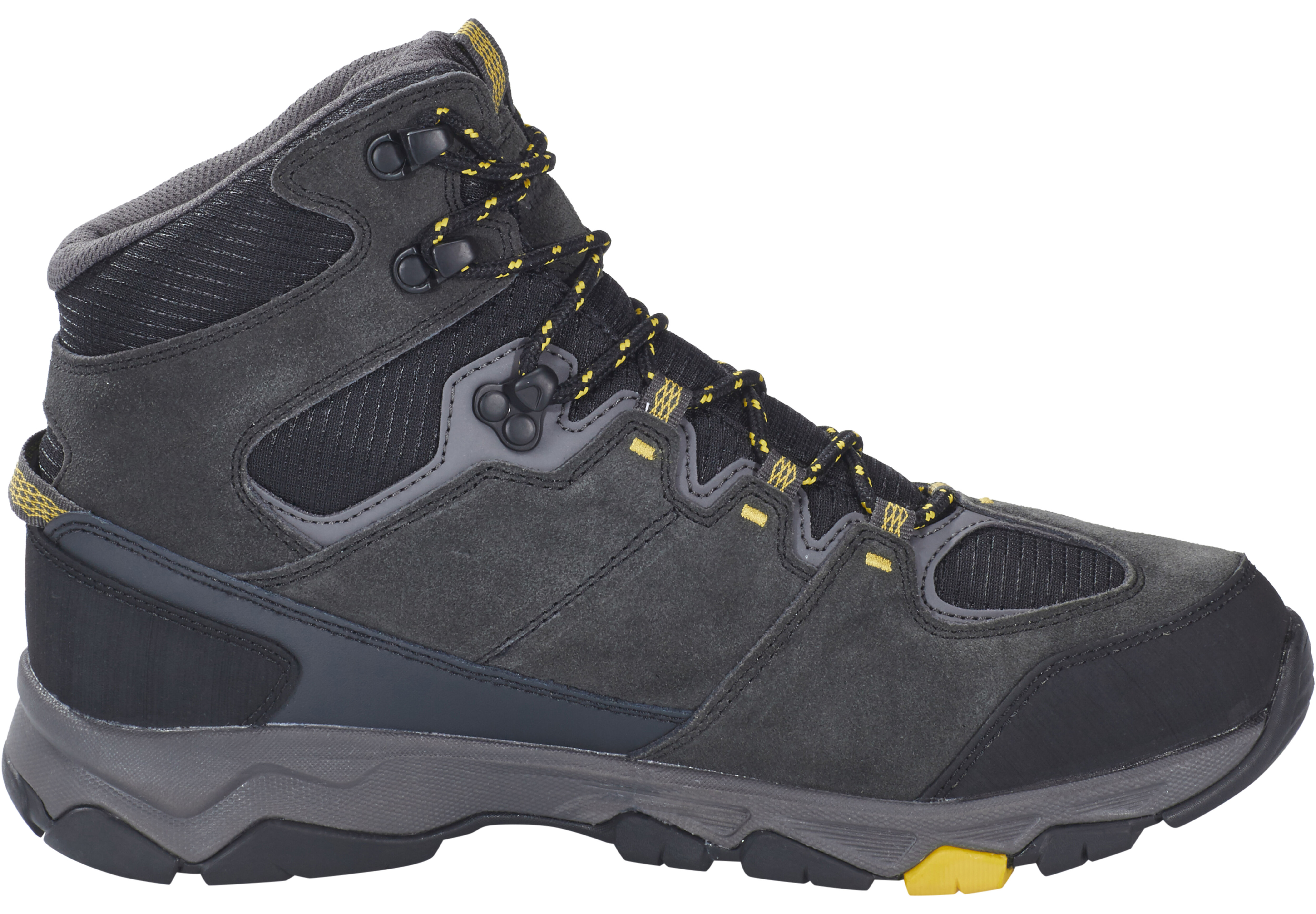 Jack Wolfskin MTN Attack 5 Texapore Shoes Men grey at Addnature.co.uk e803ffd54d3